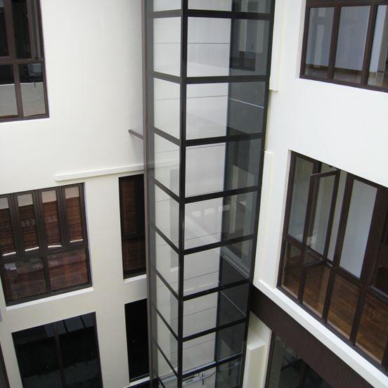 Lắp đặt thang máy cho nhà cải tạo