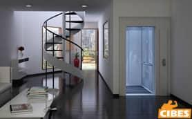 giá lắp đặt thang máy gia đình