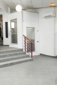 Ưu điểm của thang máy Cibes