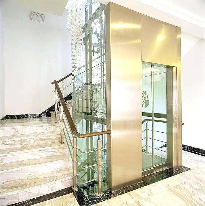 lựa chọn mua thang máy gia đình