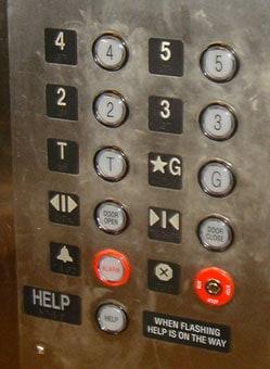 hướng dẫn sử dụng thang máy chuẩn nhất