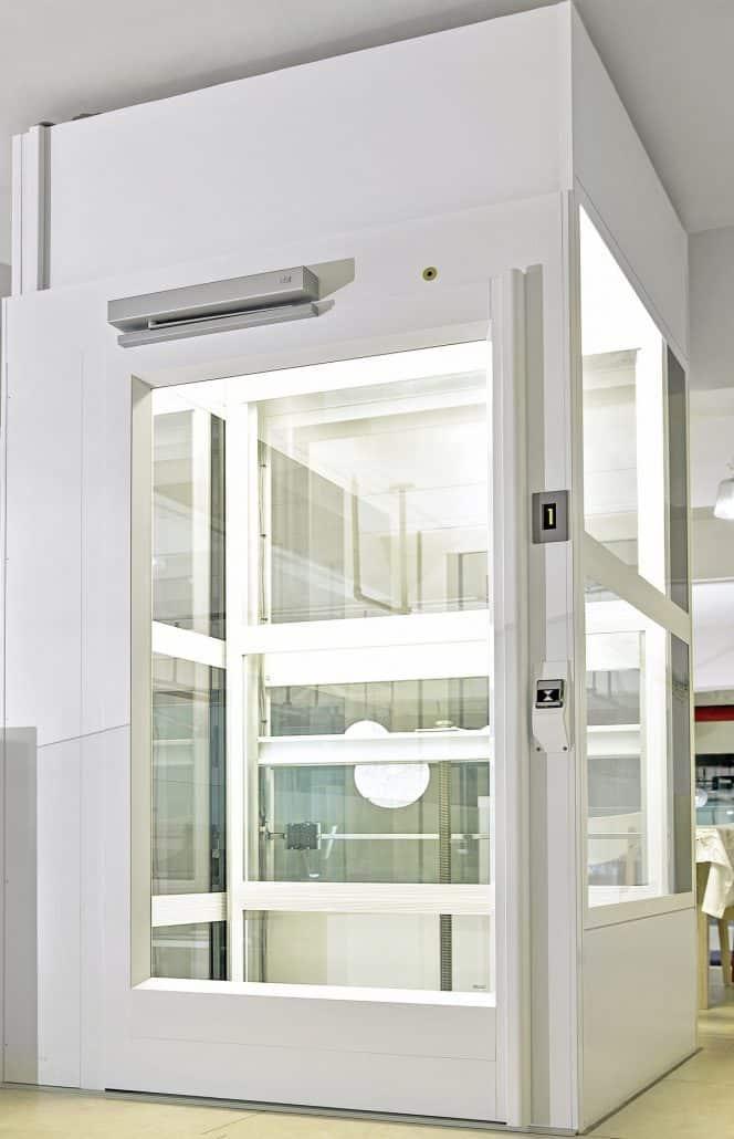 Tính năng đảm bảo an toàn sử dụng trong thang máy Cibeslift