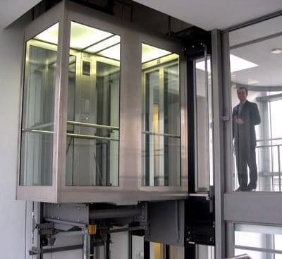 Cách lựa chọn thang máy cho gia đình có diện tích khiêm tốn