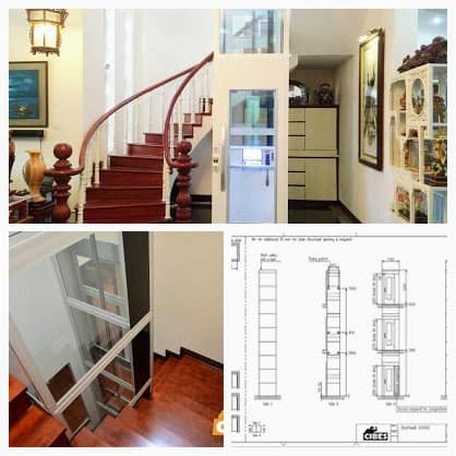 Tốn bao nhiêu chi phí để sử dụng thang máy gia đình?