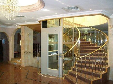 Lưu ý khi sử dụng thép định hình thiết kế giếng thang máy nhà cải tạo