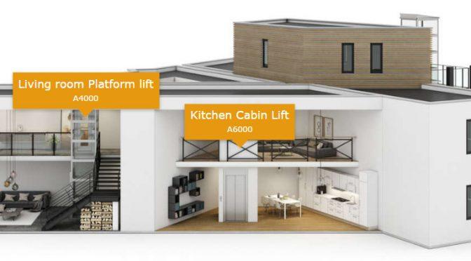 Tự thiết kế thang máy cho riêng bạn với Cibes Lift Creator