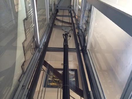 Lắp đặt thiết bị thang máy không cần cải tạ...