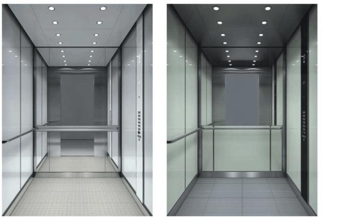 Một số tiêu chí thiết kế nội thất thang máy