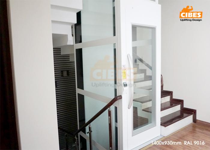 Thang máy Cibes A4000 tại Nguyễn Lương Bằng, Hà Nội 5