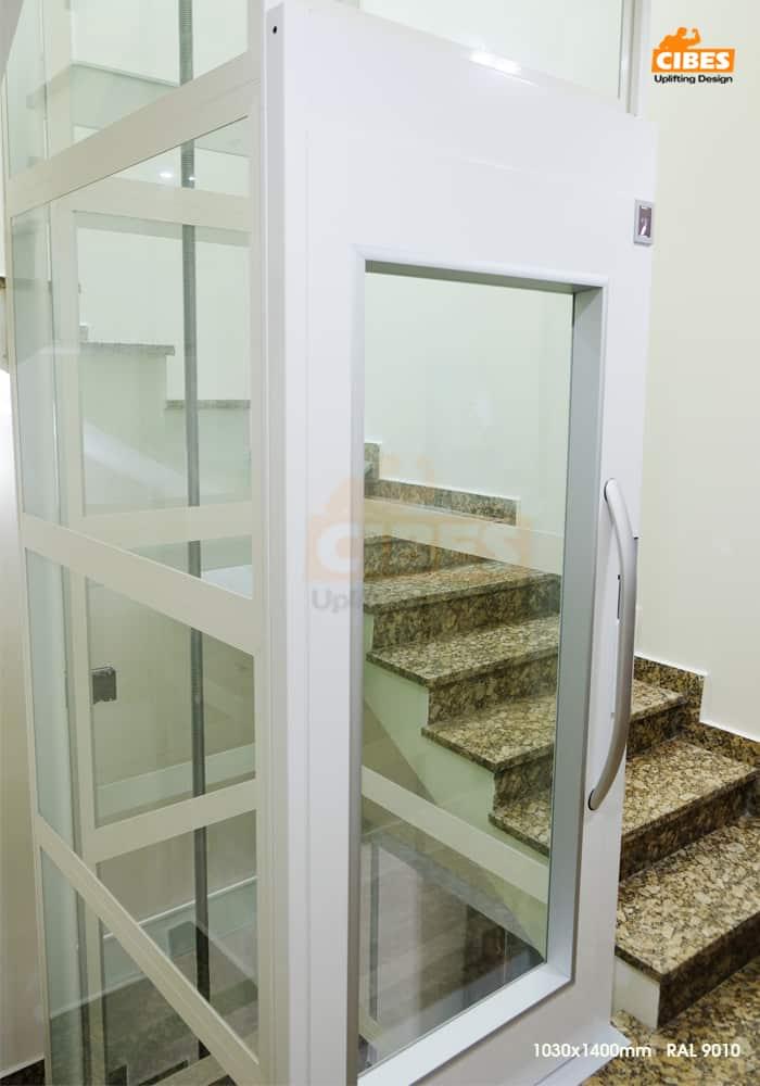 Thang máy Cibes A4000 tại căn hộ Phú Gia Vinhomes Dragon Bay 6
