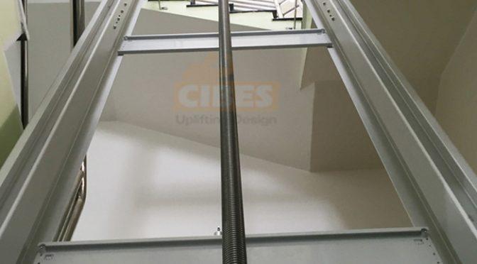 Vì sao khi thiết kế thang máy nên lắp đặt hệ t...