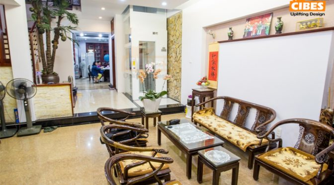 Cibes A5000 – Lắp Tại Duy Tân, Hà Nội