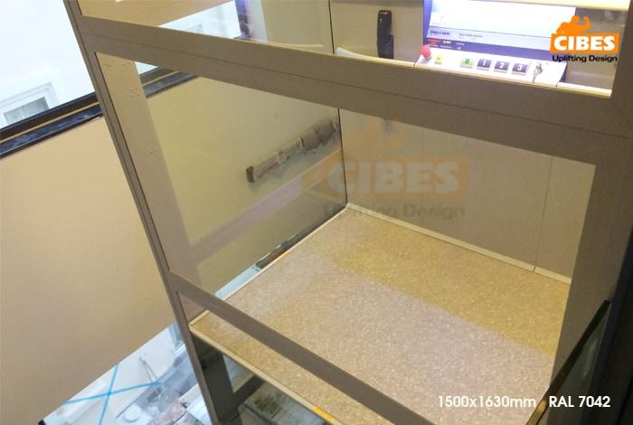 Thang máy Cibes A5000 tại Vinhomes Riverside Long Biên 9