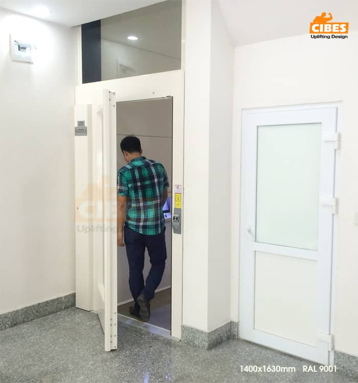 Thang máy Cibes A5000 tại Nguyễn Chí Thanh, Hà Nội 5