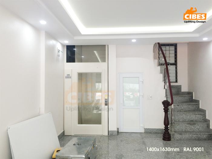 Thang máy Cibes A5000 tại Nguyễn Chí Thanh, Hà Nội 1