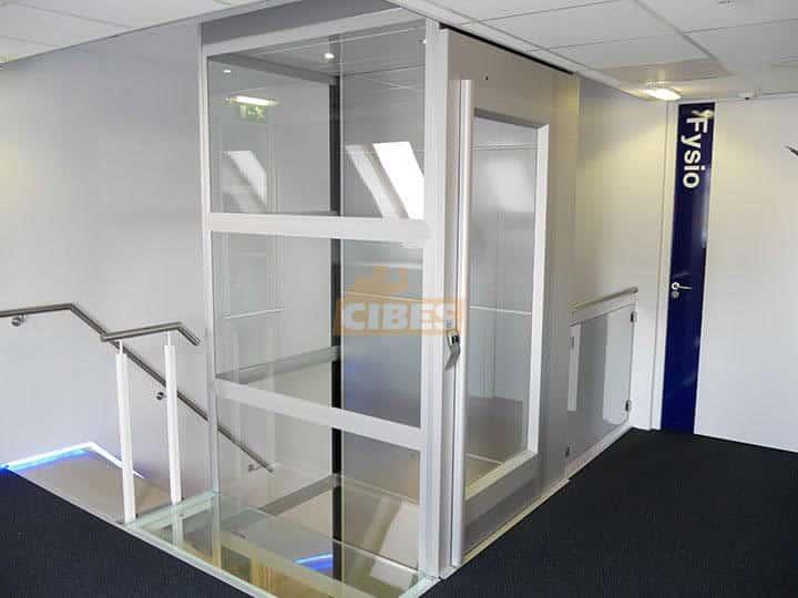 thang máy cibes A5000 ở trung tâm chăm sóc sức khỏe 3