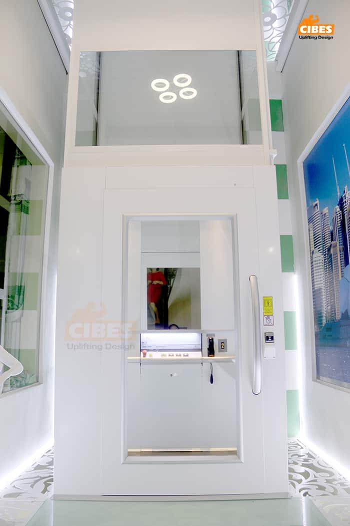 Thang máy Cibes A7000 lắp đặt tại Hồ Chí Minh 5
