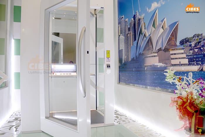 Thang máy Cibes A7000 lắp đặt tại Hồ Chí Minh 6