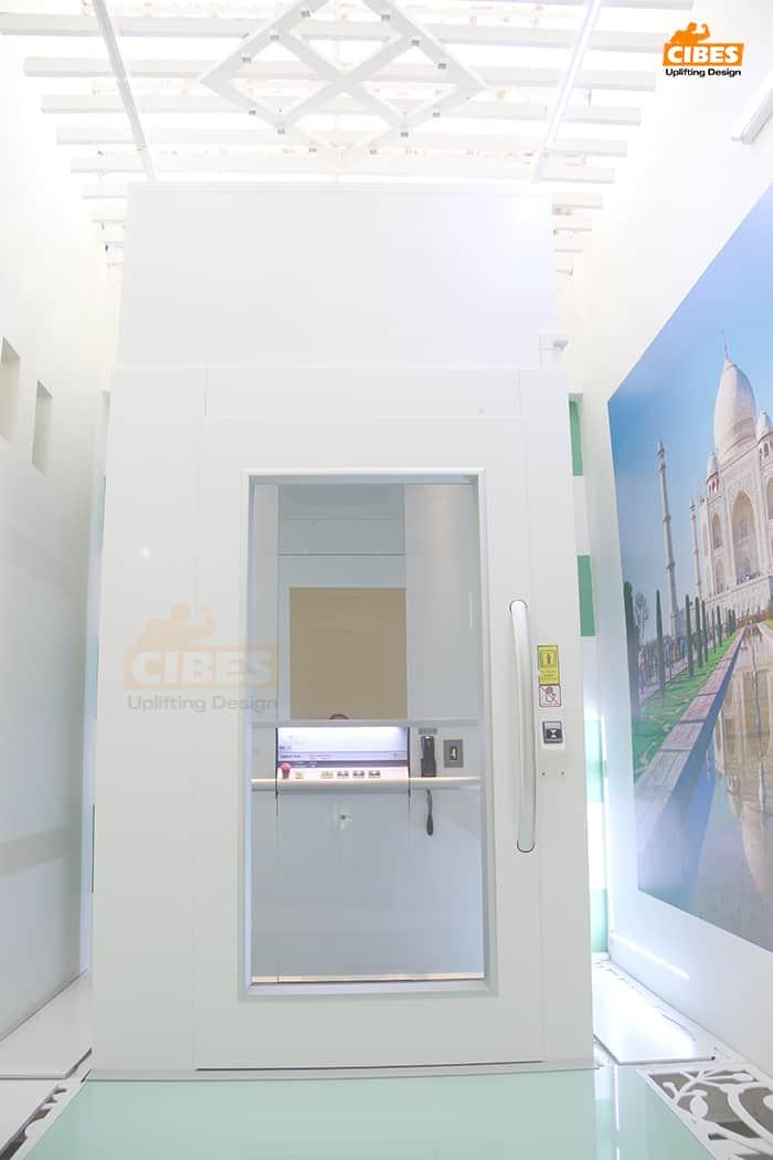 Thang máy Cibes A7000 lắp đặt tại Hồ Chí Minh 7