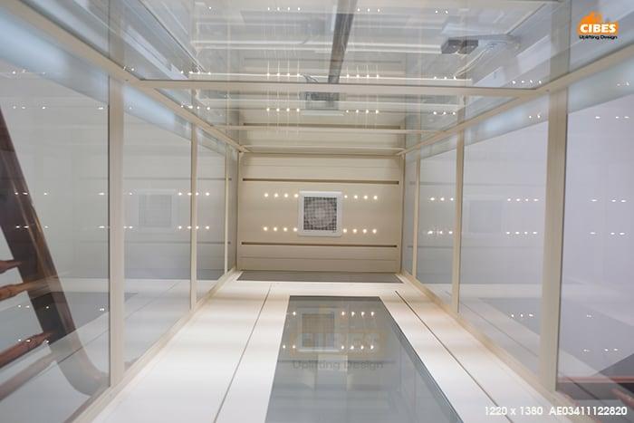Thang máy Cibes A5000 được lắp đặt tại Phú Thọ 4