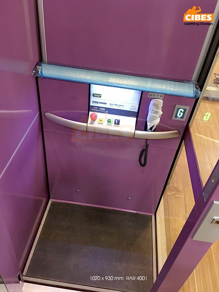 Kiểm tra các thiết bị khác trong thang máy