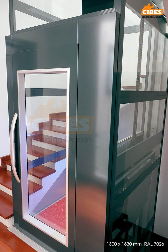 Thang máy Cibes A5000 lắp đặt tại Quảng Ninh 5