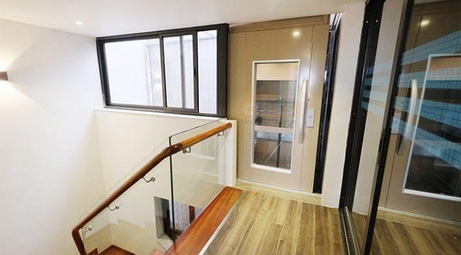 Cấu tạo thang máy gia đình gồm những gì?