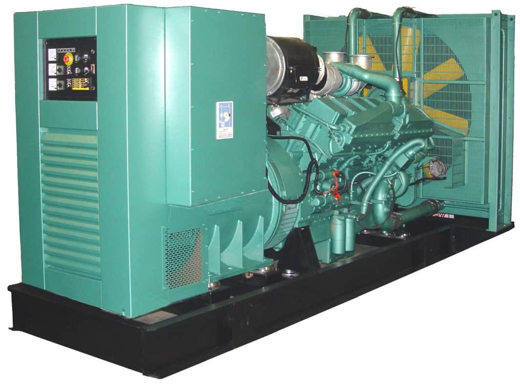 Lắp đặt máy phát điện trong bộ phụ kiện thang máy