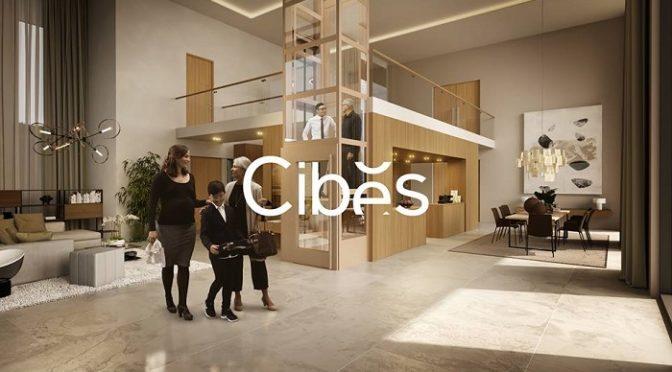Cibes lift group thay đổi nhận diện thương hiệu từ tháng 2 năm 2019