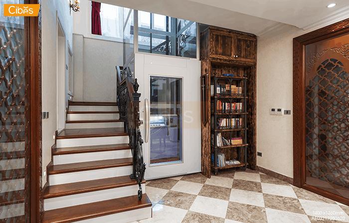 Việc bảo trì bảo dưỡng thang máy CIBES đơn giản và dễ dàng.