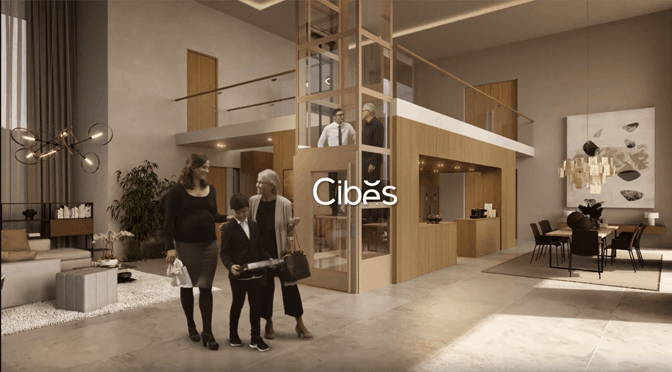 Cibes Lift – Bringing people together
