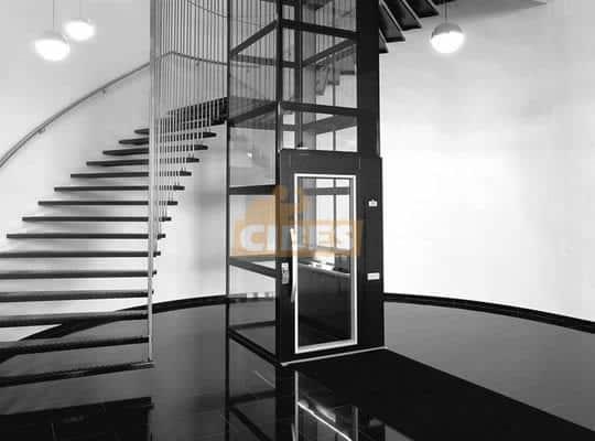 Thêm nhiều tùy chỉnh cho thông số thang máy
