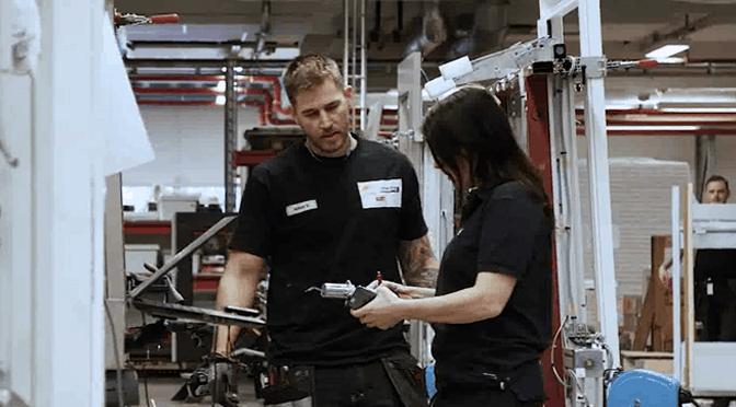 Thang máy gia đình Cibes – Made in Sweden