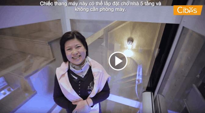 Tại sao chọn mua thang máy gia đình Cibes Thụy Điển?