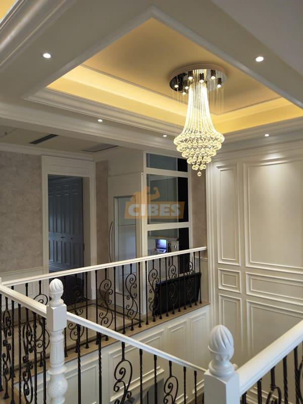 5 Lưu ý để sử dụng bảo quản cầu thang máy gia đình luôn bền đẹp