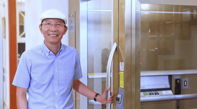 Đánh giá về thang máy Cibes của khách hàng
