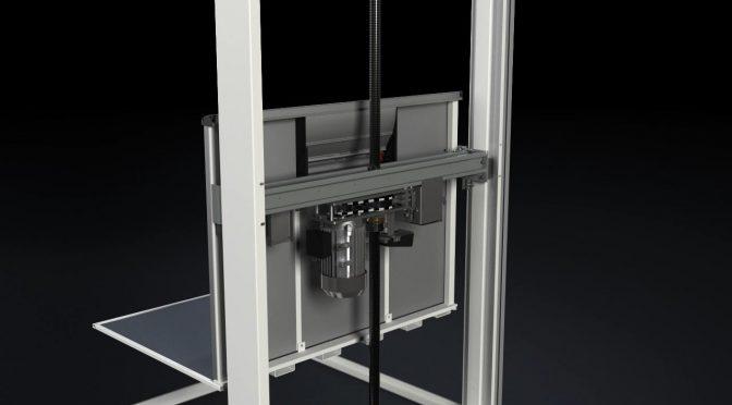 Tiêu chuẩn tải trọng thang máy gia đình của 3 dòng sản phẩm của Cibes