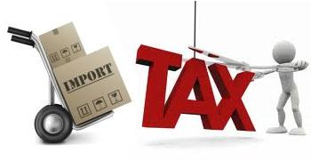 Cập nhật mới nhất 2021 thủ tục nhập khẩu và thuế nhập khẩu thang máy gia đình