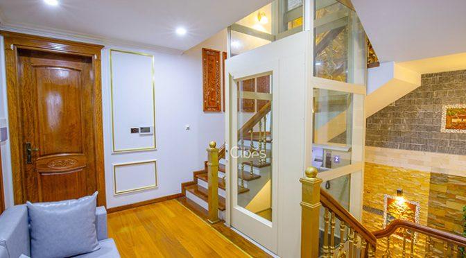 Cibes A5000 – thang máy gia đình lắp tại Vinhomes Gardenia