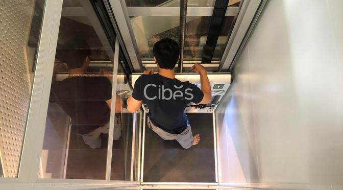 Dịch vụ sửa chữa thang máy gia đình của Cibes