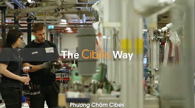 Phương châm hoạt động của Tập đoàn thang máy Cibes