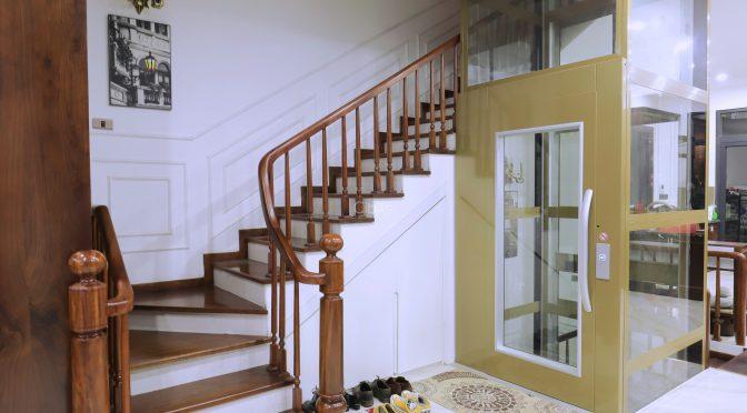 Cibes A5000 – Màu Pearl Gold lắp đặt tại Vinhomes GreenBay